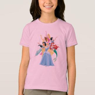 Disney Princess   Hands Up in Air T-Shirt