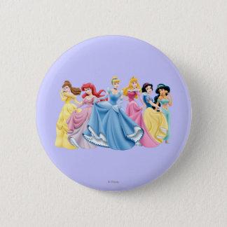 Disney Princess | Holding Dresses Out Button