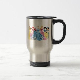 Disney Princess | Holding Dresses Out Travel Mug