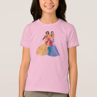 Disney Princess   Holding Hand to Face T-Shirt