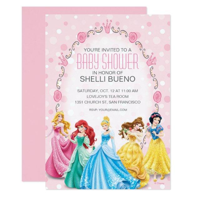Disney Baby Shower Invitations & Announcements | Zazzle