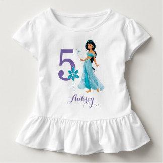 Disney Princess | Jasmine Birthday Toddler T-shirt