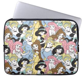 Disney Princess | Oversized Pattern Laptop Sleeve