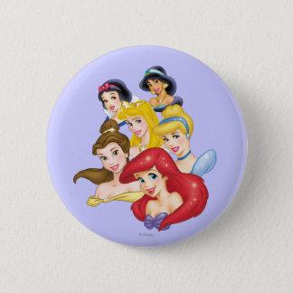 Disney Princess | Princesses Portraits Pinback Button