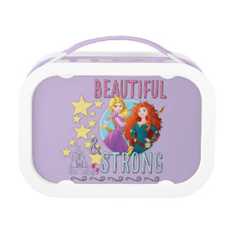 Disney Princess | Rapunzel and Merida Lunch Box