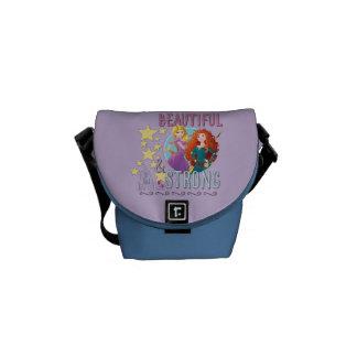Disney Princess | Rapunzel and Merida Messenger Bag