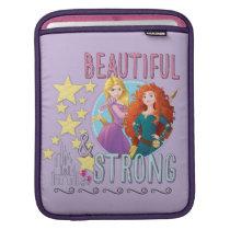 Disney Princess   Rapunzel and Merida Sleeve For iPads