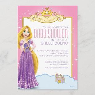 rapunzel invitations zazzle