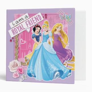 Disney Princess | Snow White, Cinderella, Rapunzel Binder