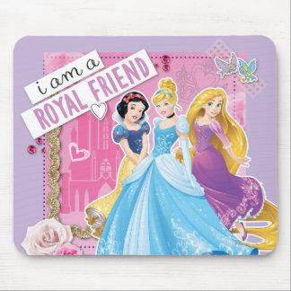 Disney Princess | Snow White, Cinderella, Rapunzel Mouse Pad