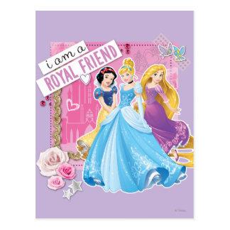 Disney Princess | Snow White, Cinderella, Rapunzel Postcard