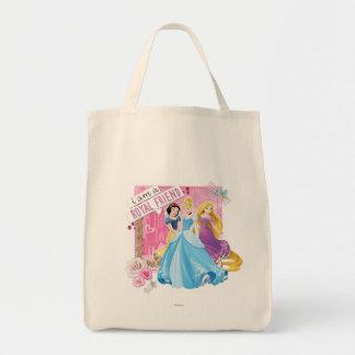 Disney Princess | Snow White, Cinderella, Rapunzel Tote Bag