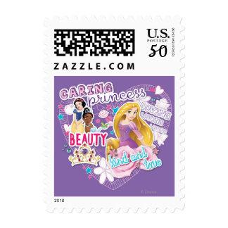 Disney Princess | Snow White, Tiana and Rapunzel Postage