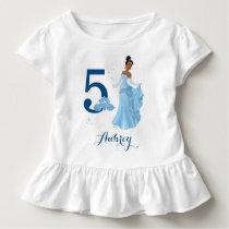 Disney Princess | Tiana Birthday Toddler T-shirt