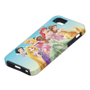 Disney princess iphone 5 case