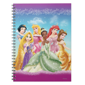 Disney Princess | Tiana Featured Center Notebook