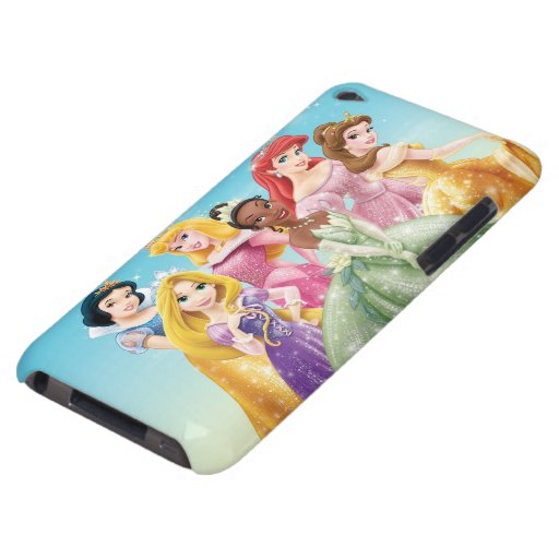 Disney Princesses 10 Barely There iPod Case