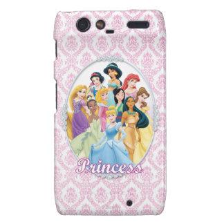 Disney Princesses 11 Motorola Droid RAZR Case