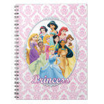 Disney Princesses 11 Spiral Notebooks