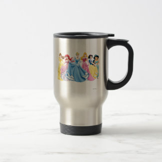 Disney Princesses 13 15 Oz Stainless Steel Travel Mug