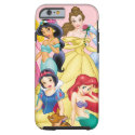 Disney Princesses 3 Tough iPhone 6 Case