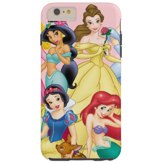 Disney Princesses 3 Tough iPhone 6 Plus Case