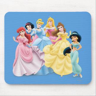 Disney Princesses 7 Mouse Pad