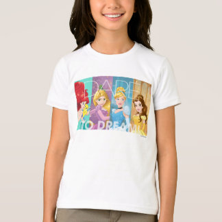 Disney Princesses | Dare To Dream T-Shirt