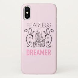 Disney Princesses   Fearless Dreamer iPhone X Case