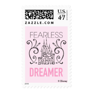 Disney Princesses | Fearless Dreamer Postage