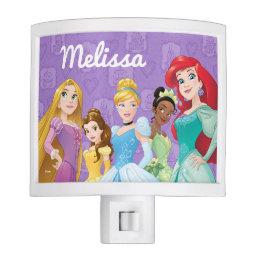 Disney Princesses | Fearless Is Fierce Night Light
