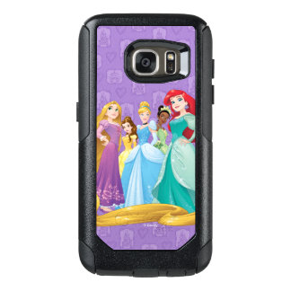 Disney Princesses | Fearless Is Fierce OtterBox Samsung Galaxy S7 Case