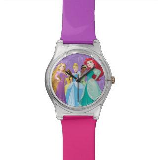 Disney Princesses | Fearless Is Fierce Wrist Watch