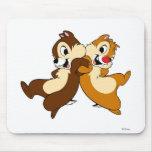 """Disney salta """"n"""" Dale Mousepads"""