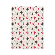 Disney | The Incredibles | Christmas Pattern Fleece Blanket