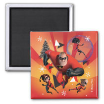 Disney | The Incredibles | Holiday Heroes Magnet