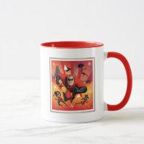 Disney | The Incredibles | Holiday Heroes Mug