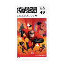Disney | The Incredibles | Holiday Heroes Postage