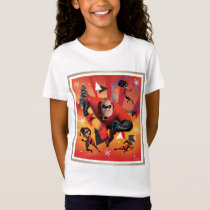 Disney | The Incredibles | Holiday Heroes T-Shirt