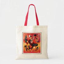 Disney | The Incredibles | Holiday Heroes Tote Bag