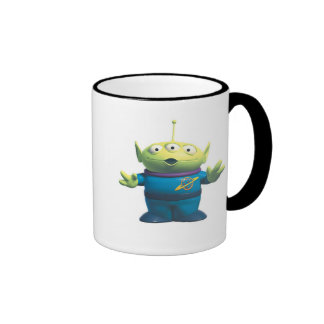 Disney Toy Story Alien Ringer Coffee Mug