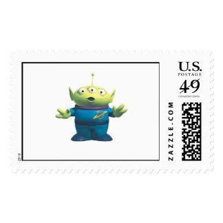 Disney Toy Story Alien Stamp