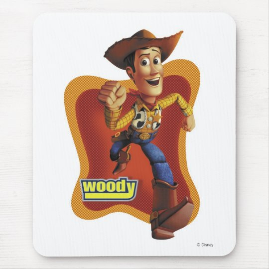 Disney Toy Story Woody Mouse Pad