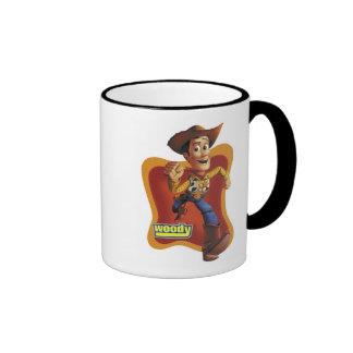 Disney Toy Story Woody Ringer Mug