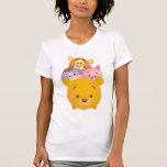 "Disney ""Tsum Tsum"" bah y Pals Camisetas"