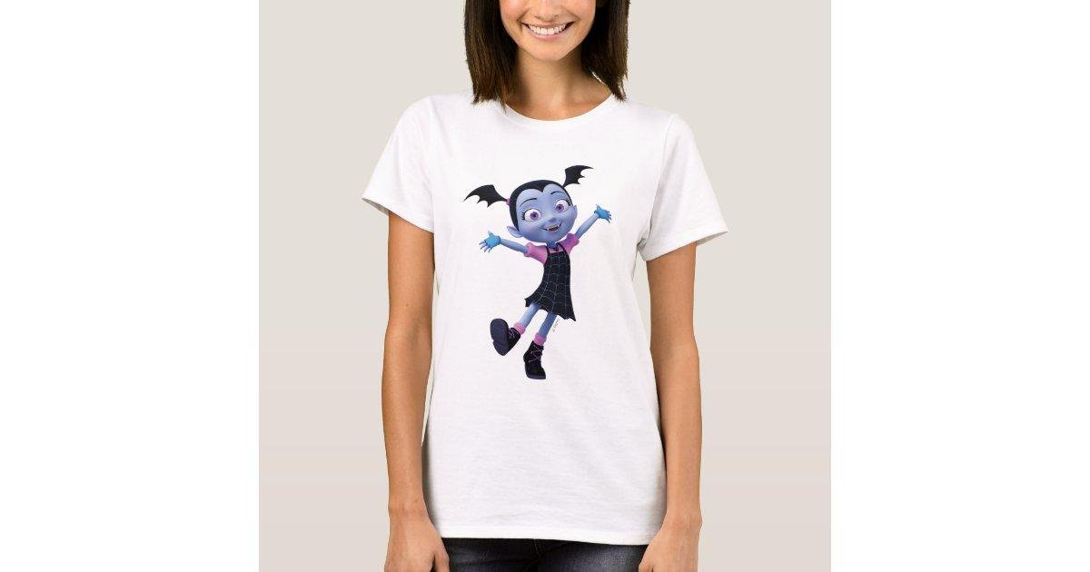 Disney Vampirina Spooktacular Fangtastic Shirt