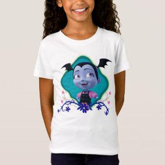 Disney | Vampirina - Vee - Gothic Floral T-Shirt