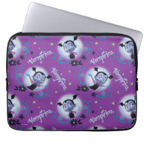 Disney | Vampirina - Vee - Gothic Pattern Computer Sleeve