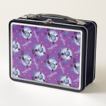 Disney | Vampirina - Vee - Gothic Pattern Metal Lunch Box