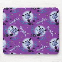 Disney | Vampirina - Vee - Gothic Pattern Mouse Pad